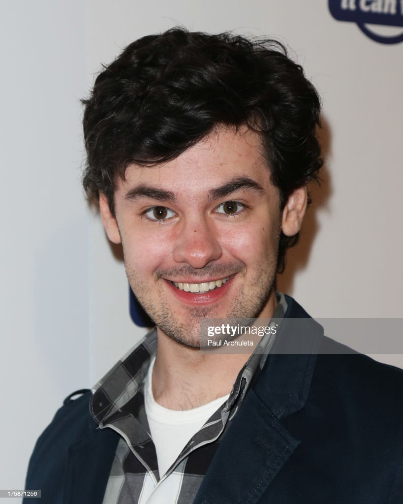Actor Brendan Robinson attends the special screening of 'From One Second To The Next' at the SilverScreen Theater at the Pacific Design Center on August 8, 2013 in West Hollywood, California.