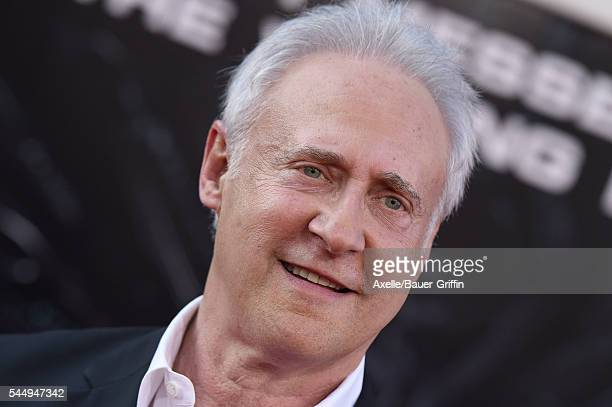 Actor Brent Spiner arrives at the premiere of 20th Century Fox's 'Independence Day Resurgence' at TCL Chinese Theatre on June 20 2016 in Hollywood...