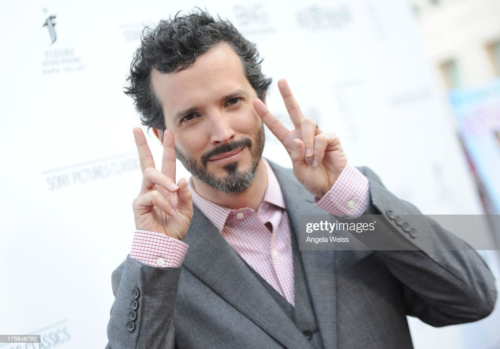 Actor <a gi-track='captionPersonalityLinkClicked' href=/galleries/search?phrase=Bret+McKenzie&family=editorial&specificpeople=4329701 ng-click='$event.stopPropagation()'>Bret McKenzie</a> arrives at the premiere of 'Austenland' at ArcLight Hollywood on August 8, 2013 in Hollywood, California.