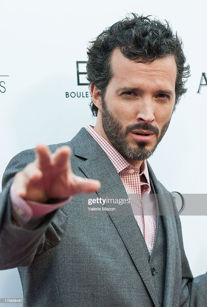 Actor Bret McKenzie arrives at the Premiere Of Sony Pictures Classics' 'Austenland' at ArcLight Hollywood on August 8, 2013 in Hollywood, California.