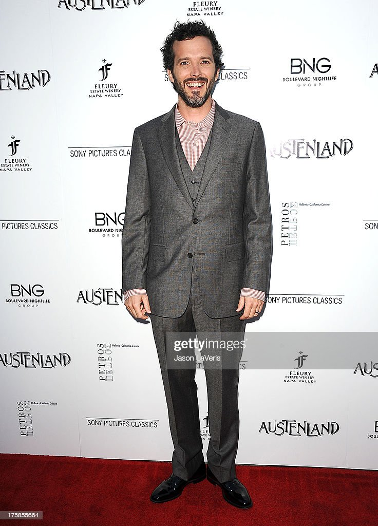 Actor <a gi-track='captionPersonalityLinkClicked' href=/galleries/search?phrase=Bret+McKenzie&family=editorial&specificpeople=4329701 ng-click='$event.stopPropagation()'>Bret McKenzie</a> attends the premiere of 'Austenland' at ArcLight Hollywood on August 8, 2013 in Hollywood, California.