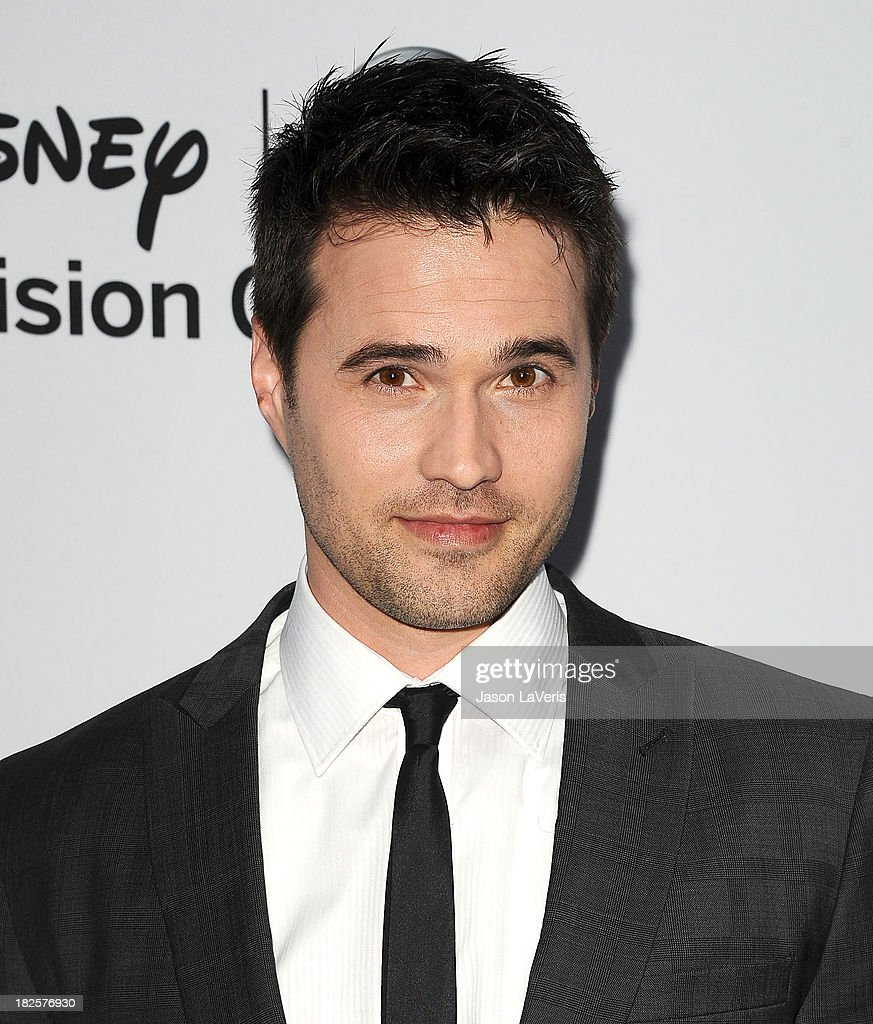 Actor Brett Dalton attends the Disney Media Networks International Upfronts at Walt Disney Studios on May 19, 2013 in Burbank, California.
