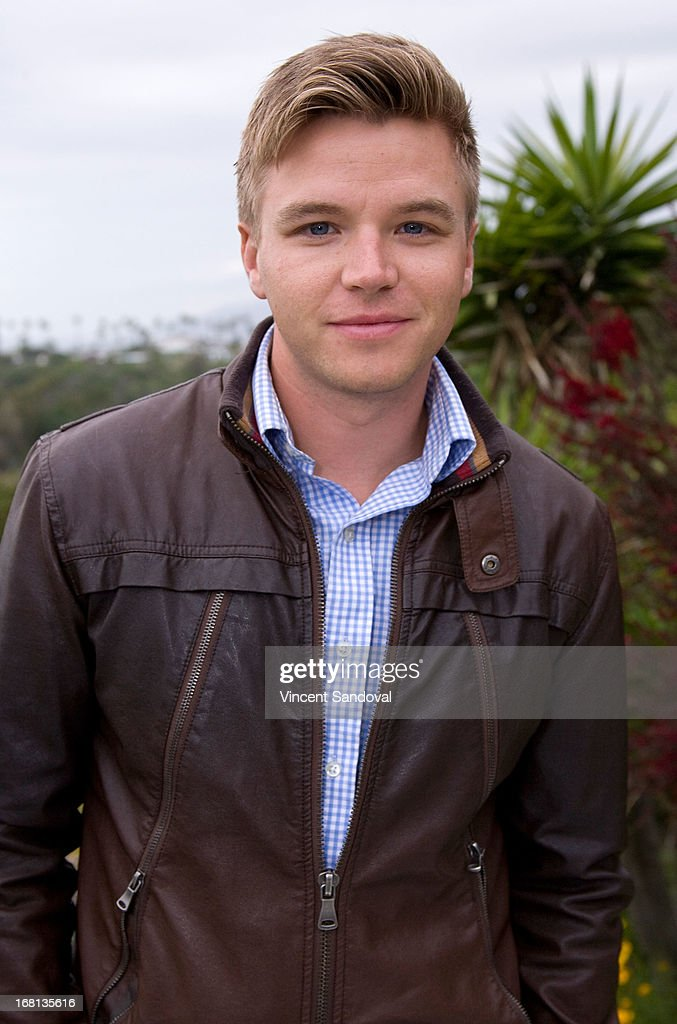 Actor <a gi-track='captionPersonalityLinkClicked' href=/galleries/search?phrase=Brett+Davern&family=editorial&specificpeople=4015517 ng-click='$event.stopPropagation()'>Brett Davern</a> attends the Cinco De Mangria party benefiting Children's Hospital Los Angeles on May 5, 2013 in Malibu, California.