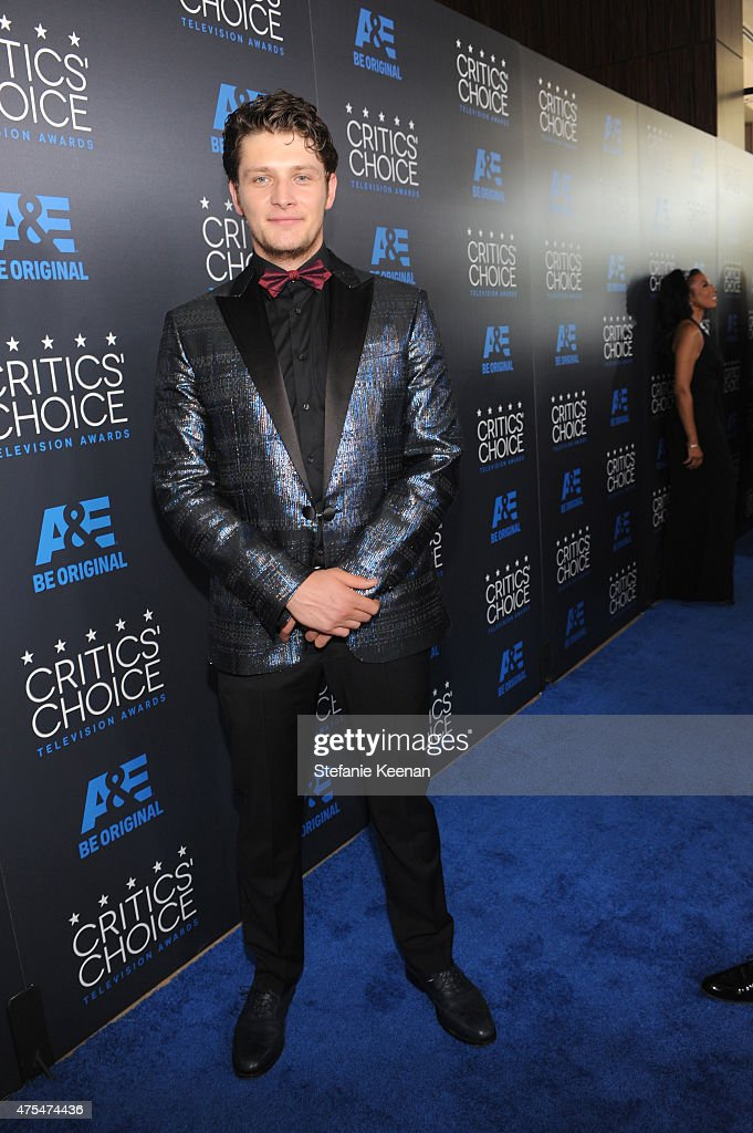 Actor Brett Dier attends the 5th Annual Critics' Choice Television Awards at The Beverly Hilton Hotel on May 31, 2015 in Beverly Hills, California.