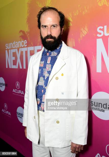 Actor Brett Gelman attends 2017 Sundance NEXT FEST at The Theater at The Ace Hotel on August 11 2017 in Los Angeles California