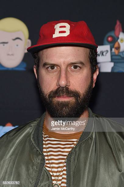 Actor Brett Gelman attends the 2016 Adult Swim Upfront Party on May 18 2016 in New York City 25870_002_0432JPG