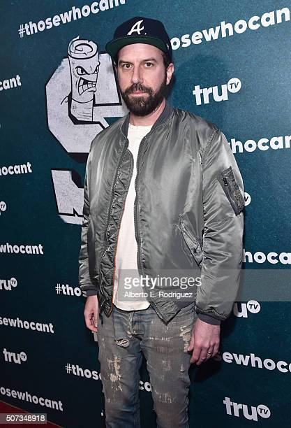 Actor Brett Gelman attends 'Those Who Can't' premiere event at The Wilshire Ebell Theatre on January 28 2016 in Los Angeles California 25914_001