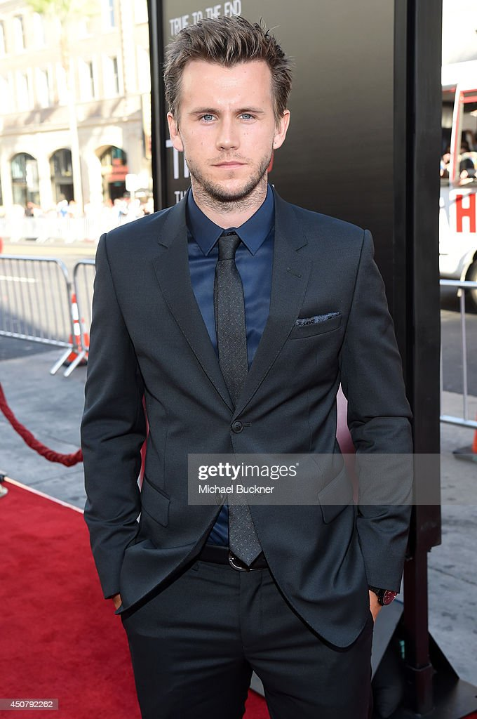 Actor Brett Lorenzini attends Premiere Of HBO's 'True Blood' Season 7 And Final Season at TCL Chinese Theatre on June 17, 2014 in Hollywood, California.