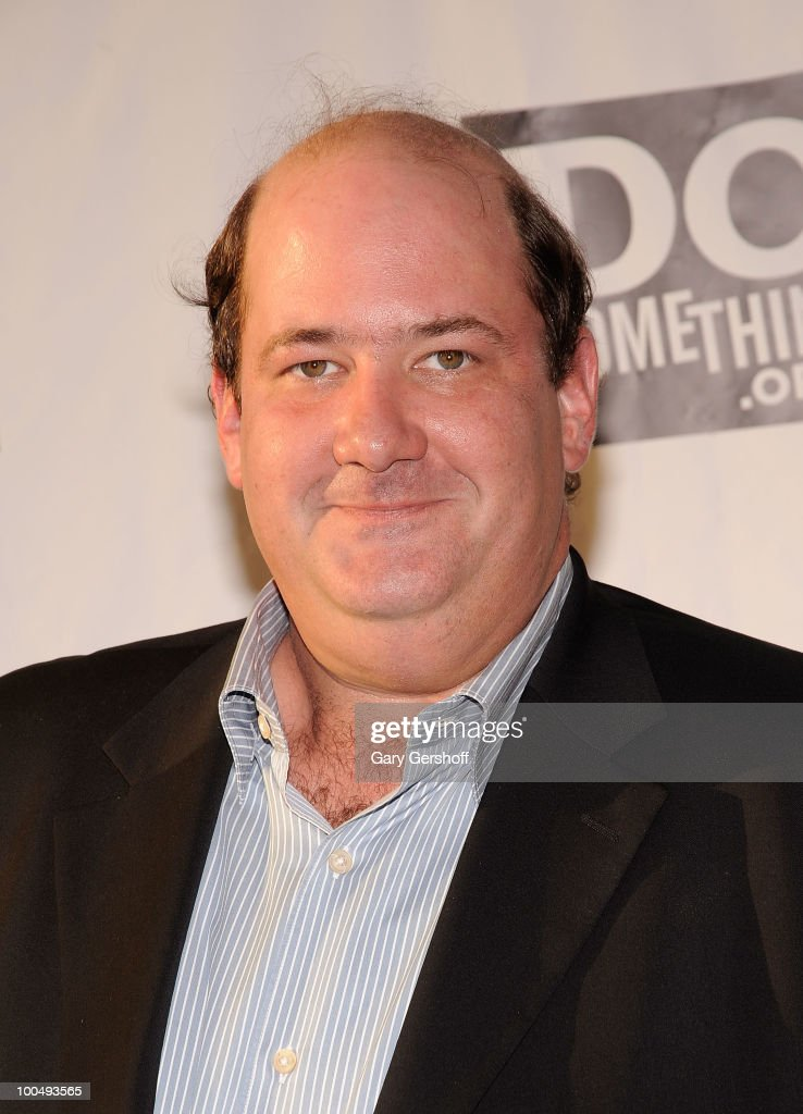 Actor Brian Baumgartner attends DoSomething.org's celebration of the 2010 Do Something Award nominees at The Apollo Theater on May 24, 2010 in New York City.