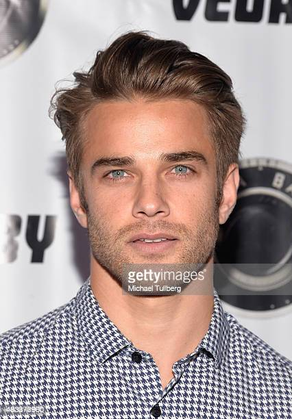 Actor Brian Borello attends the premiere of Blump International Films' 'Shooting The Warwicks' at Arena Cinema Hollywood on August 7 2015 in...