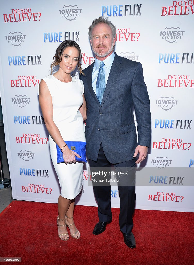 "Premiere Of Pure Flix's ""Do You Believe?"" - Arrivals"