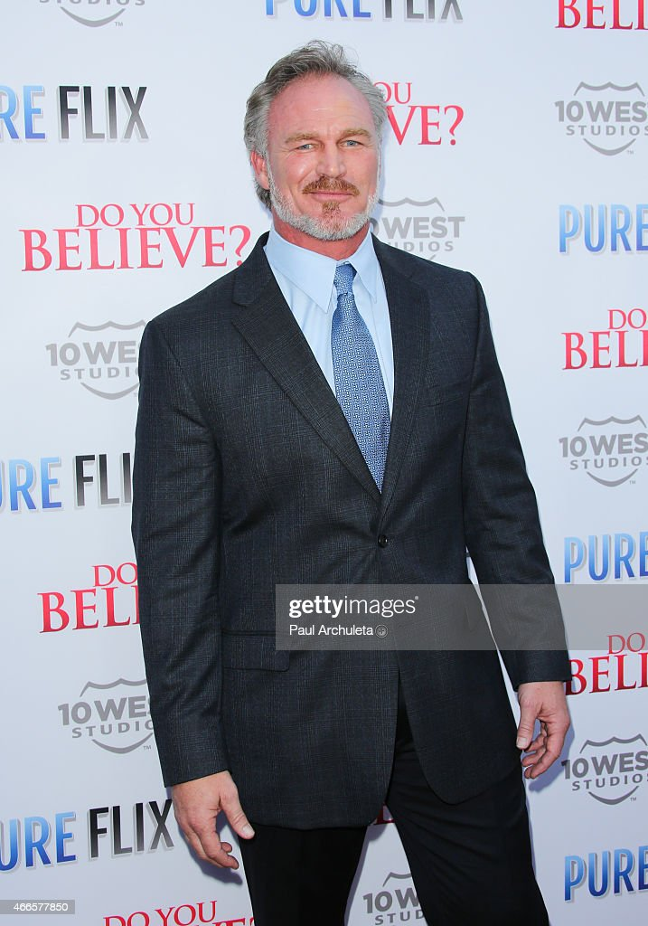 """Do You Believe?"" Los Angeles Premiere"