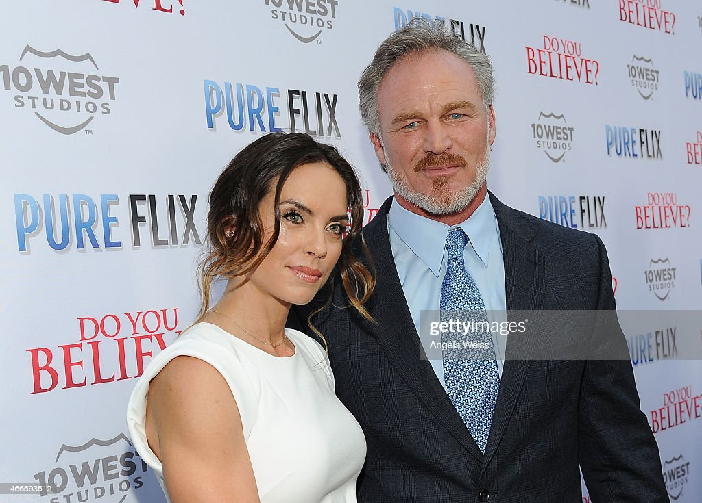 "Premiere Of Pure Flix's ""Do You Believe?"" - Red Carpet"