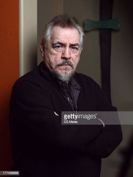Actor Brian Cox is photographed on June 21 2008 in Park City Illinois