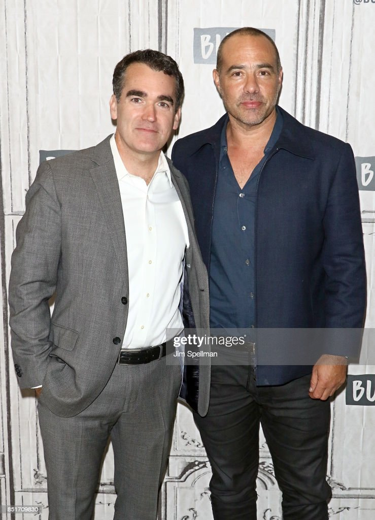"""Build Presents Brian d'Arcy James & Peter Landesman """"""""Mark Felt: The Man Who Brought Down the White House"""""""