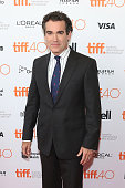 Actor Brian d'Arcy James attends the premiere of 'Spotlight' at Princess of Wales Theatre during the 2015 Toronto International Film Festival on...