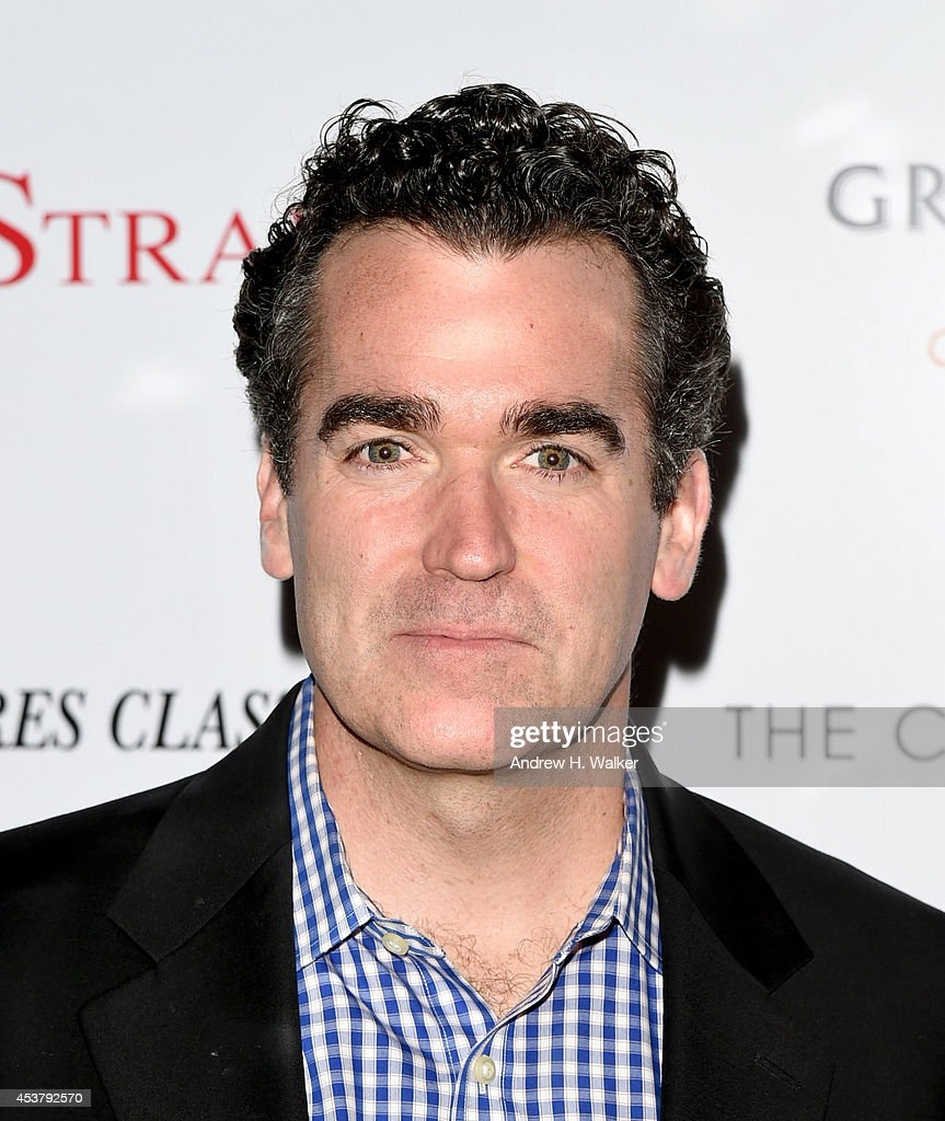 Actor <a gi-track='captionPersonalityLinkClicked' href=/galleries/search?phrase=Brian+d%27Arcy+James&family=editorial&specificpeople=653263 ng-click='$event.stopPropagation()'>Brian d'Arcy James</a> attends the Sony Pictures Classics with The Cinema Society & Grey Goose screening of 'Love is Strange' at Tribeca Grand Hotel on August 18, 2014 in New York City.