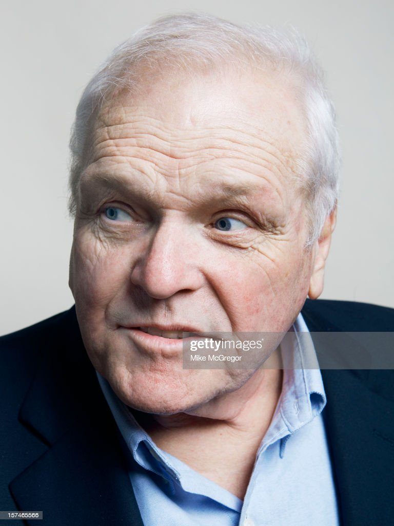 Actor Brian Dennehy is photographed for Self Assignment on ...