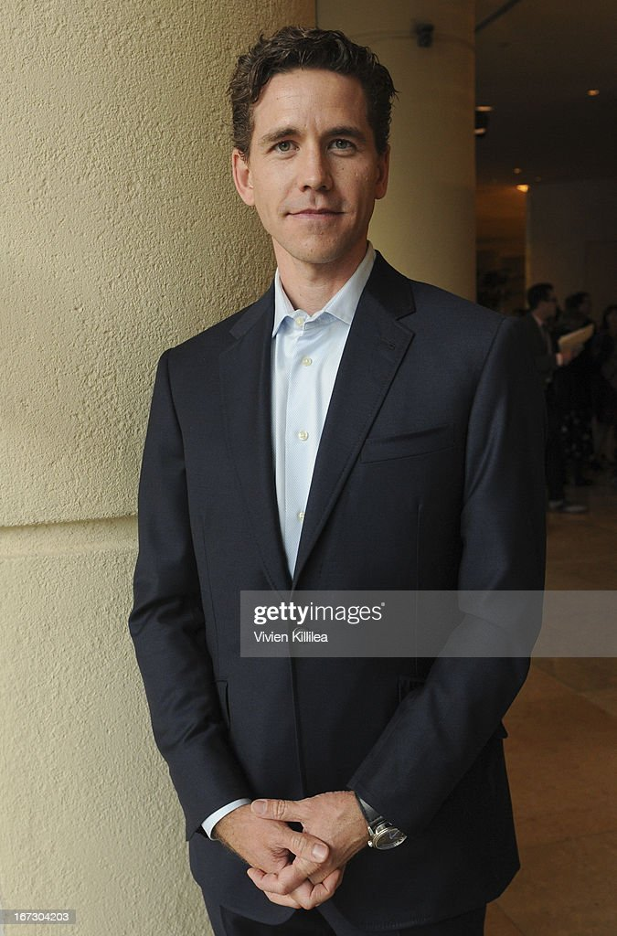 Actor Brian Dietzen attends Liberty Hill's Upton Sinclair Awards Dinner Honors - Show at The Beverly Hilton Hotel on April 23, 2013 in Beverly Hills, California.