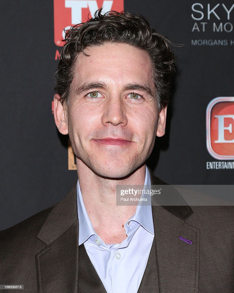 Actor Brian Dietzen attends the TV Guide Magazine Hot List Party at SkyBar at the Mondrian Los Angeles on November 12, 2012 in West Hollywood, California.