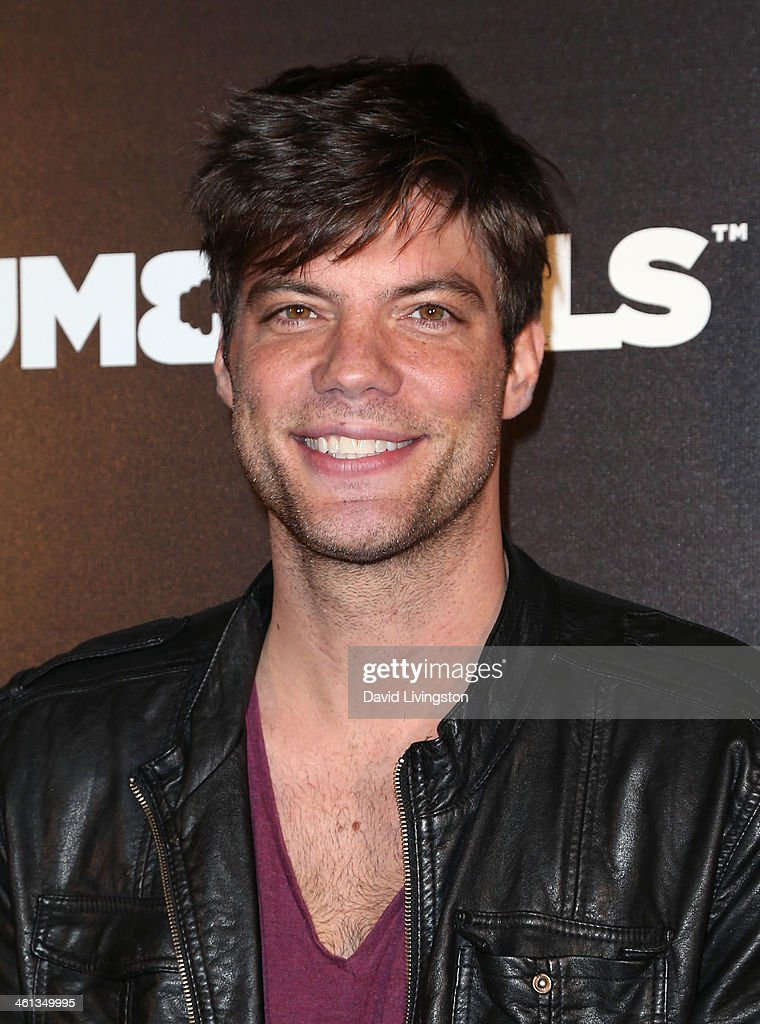Actor Brian Drolet attends the premiere of GoDigital's 'Dumbbells' at SupperClub Los Angeles on January 7, 2014 in Los Angeles, California.