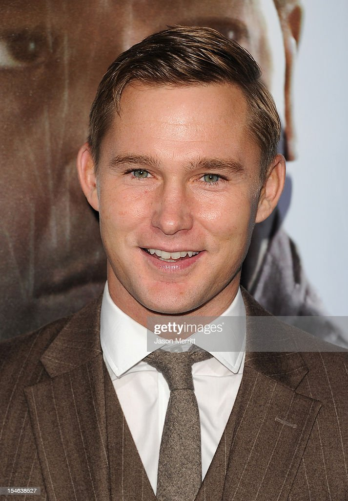 Actor <a gi-track='captionPersonalityLinkClicked' href=/galleries/search?phrase=Brian+Geraghty&family=editorial&specificpeople=2191642 ng-click='$event.stopPropagation()'>Brian Geraghty</a> arrives at the premiere of Paramount Pictures' 'Flight' held at the ArcLight Cinemas on October 23, 2012 in Hollywood, California.