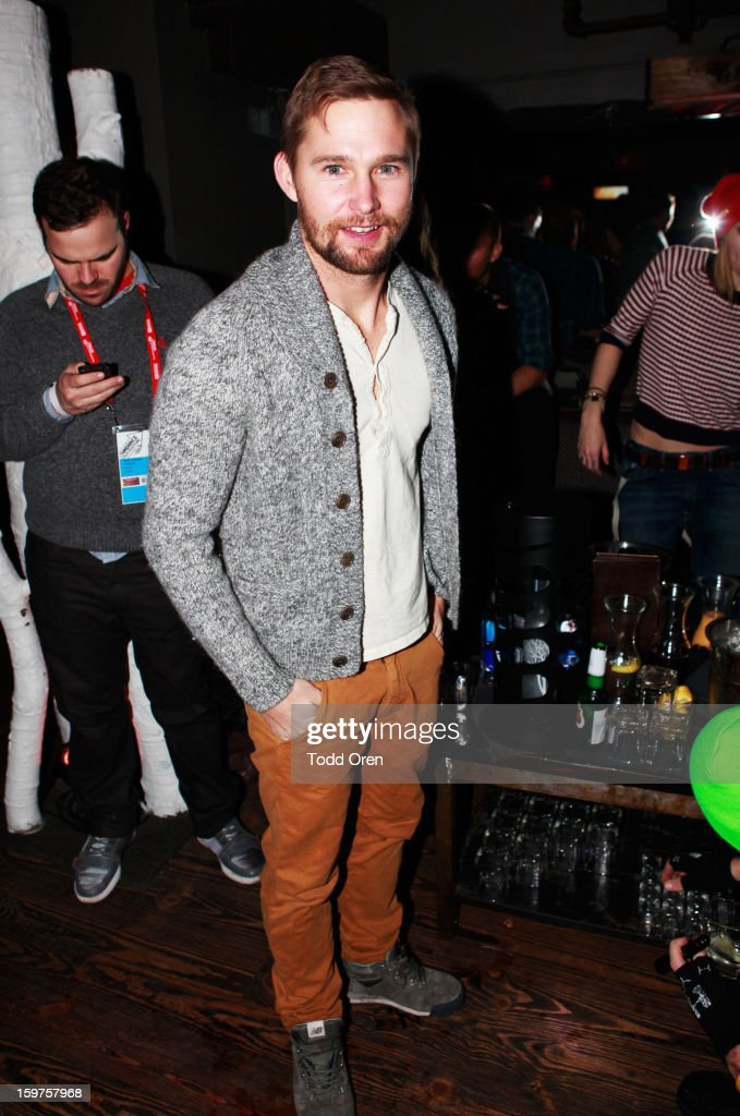 Actor <a gi-track='captionPersonalityLinkClicked' href=/galleries/search?phrase=Brian+Geraghty&family=editorial&specificpeople=2191642 ng-click='$event.stopPropagation()'>Brian Geraghty</a> attends Night 2 of Hyde Lounge on January 19, 2013 in Park City, Utah.