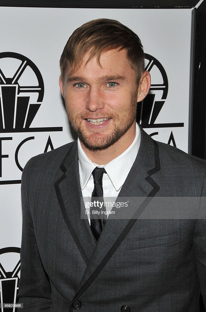 Actor Brian Geraghty attends the 35th Annual Los Angeles Film Critics Association Awards at InterContinental Hotel on January 16, 2010 in Century City, California.