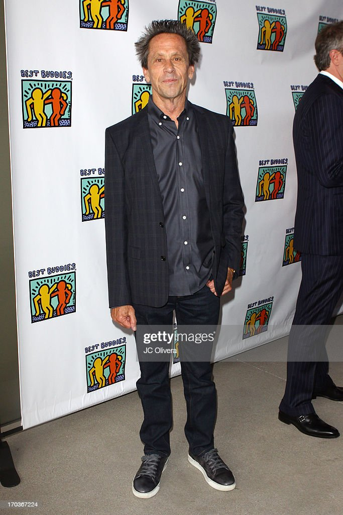 Actor Brian Grazer attends Best Buddies Jobs Vanguard reception at UTA on June 11, 2013 in Beverly Hills, California.