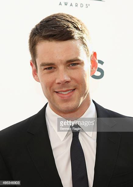 Actor Brian J Smith attends the 2014 Tony Honors Cocktail Party at the Paramount Hotel on June 2 2014 in New York City