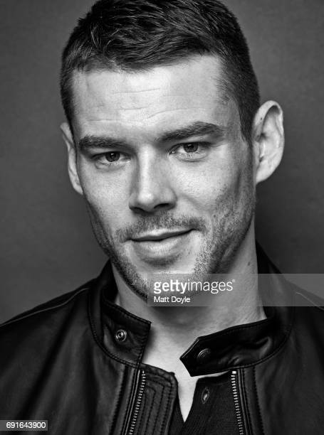 Actor Brian J Smith photographed for Self Assignment on January 10 in New York City