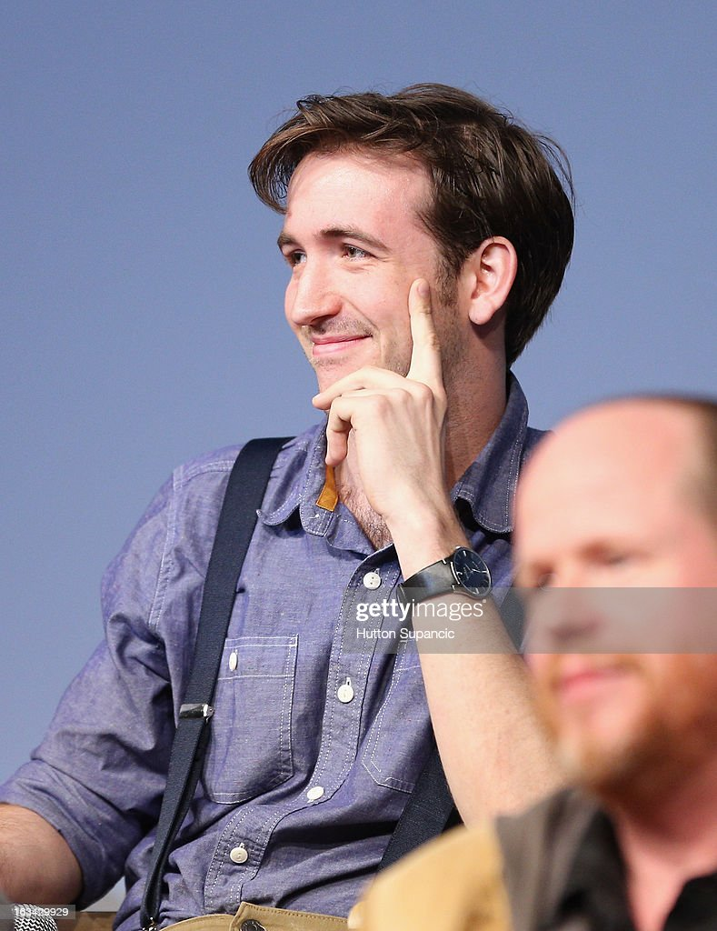Actor Brian McElhaney speaks onstage at the Much Ado About Much Ado Panel during the 2013 SXSW Music, Film + Interactive Festival at Austin Convention Center on March 9, 2013 in Austin, Texas.