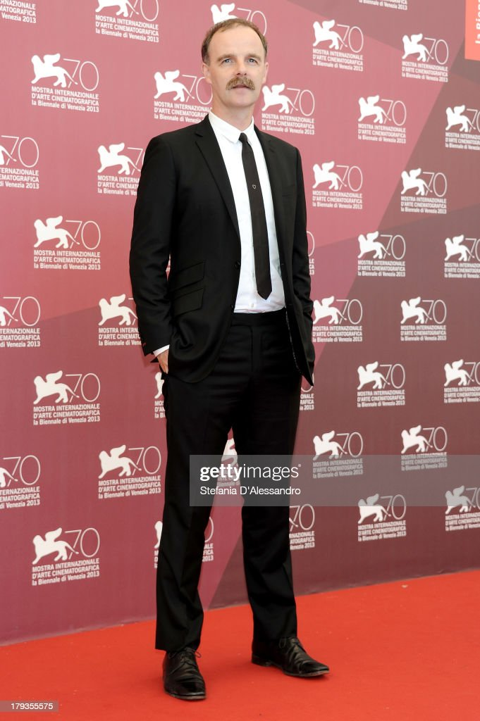 Actor Brian O'Byrne attends 'Medeas' Photocall during the 70th Venice International Film Festival at Palazzo del Casino on September 2, 2013 in Venice, Italy.