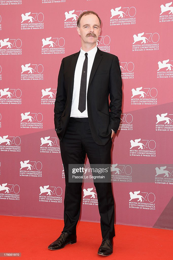 Actor Brian O'Byrne attends the 'Medeas' Photocall during the 70th Venice International Film Festival at the Palazzo del Casino on September 2, 2013 in Venice, Italy.