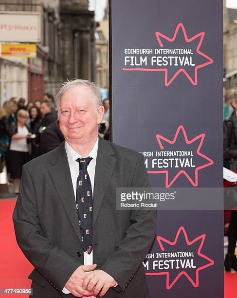 Actor Brian Pettifer attends the Opening Night Gala and World Premiere of 'The Legend of Barney Thomson' at Festival Theatre during the Edinburgh...