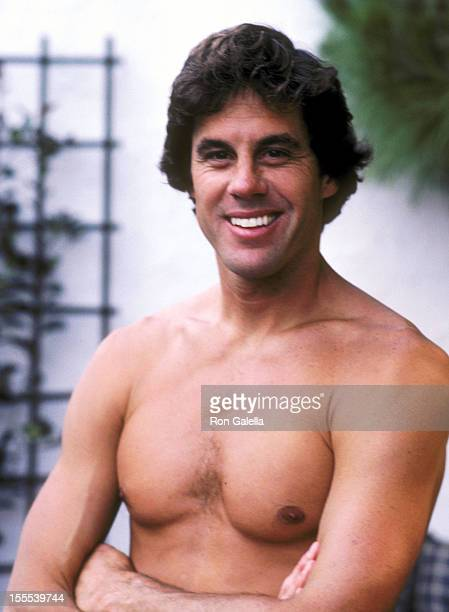 Actor Brodie Greer on April 22 1981 poses for photographs at his home in Hollywood California