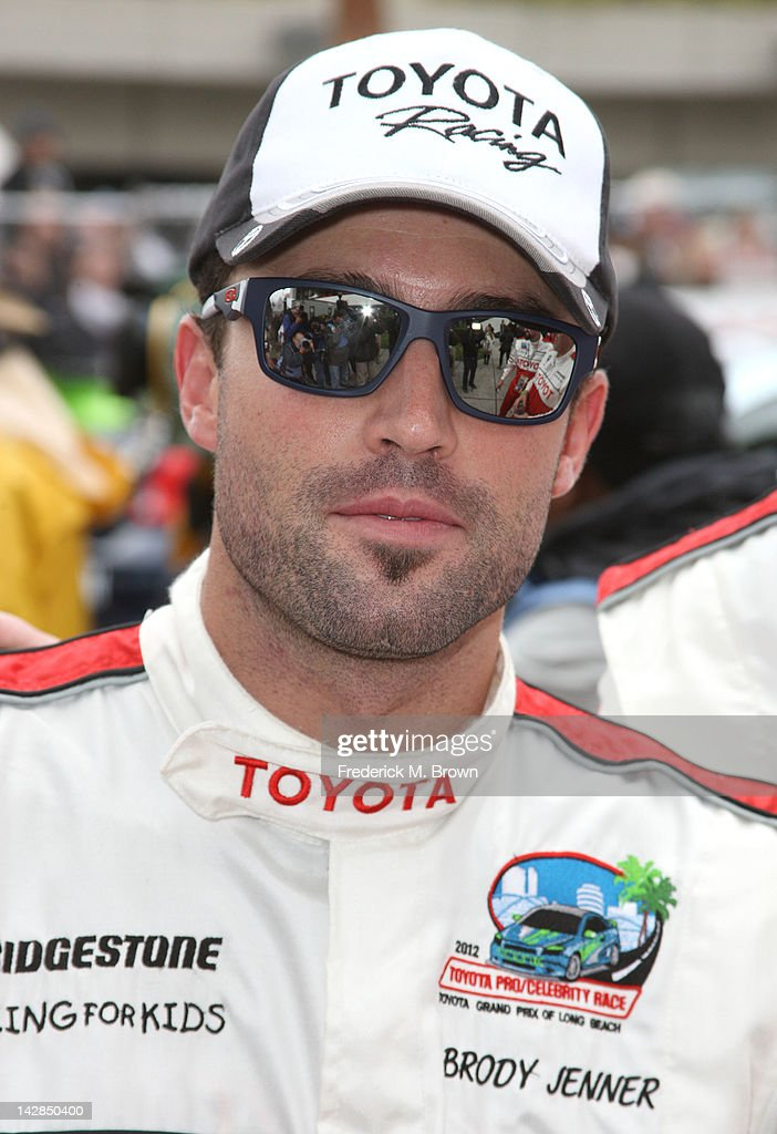 Actor Brody Jenner attends the 36th Annual Toyota Pro/Celebrity Race Qualifying Day of the Toyota Grand Prix of Long Beach on April 13, 2012 in Long Beach, California.