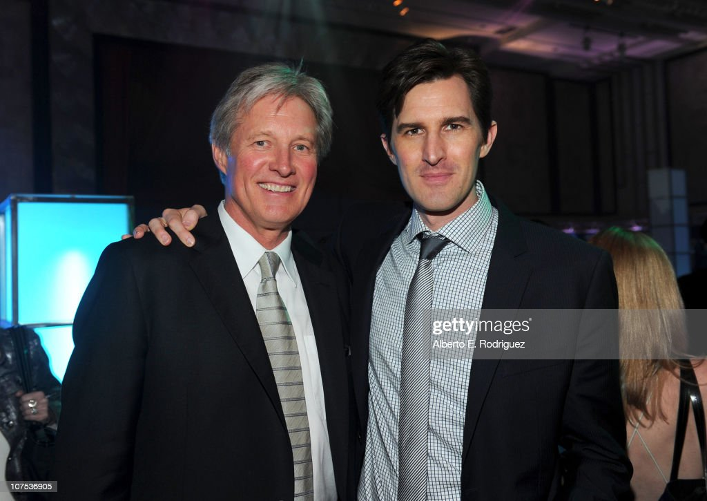 Actor <a gi-track='captionPersonalityLinkClicked' href=/galleries/search?phrase=Bruce+Boxleitner&family=editorial&specificpeople=221415 ng-click='$event.stopPropagation()'>Bruce Boxleitner</a> (L) and Director <a gi-track='captionPersonalityLinkClicked' href=/galleries/search?phrase=Joseph+Kosinski&family=editorial&specificpeople=7113921 ng-click='$event.stopPropagation()'>Joseph Kosinski</a> attend Walt Disney's 'TRON: Legacy' World Premiere after party held at The Grand Ballroom on December 11, 2010 in Los Angeles, California.