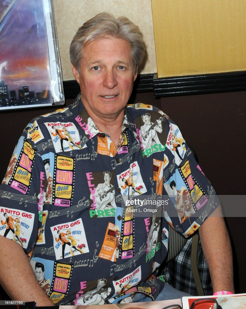 Actor <a gi-track='captionPersonalityLinkClicked' href=/galleries/search?phrase=Bruce+Boxleitner&family=editorial&specificpeople=221415 ng-click='$event.stopPropagation()'>Bruce Boxleitner</a> attends Creation Entertainment's Grand Slam Convention: The Star Trek And Sci-Fi Summit held at Burbank Marriott Convention Center on February 16, 2013 in Burbank, California.