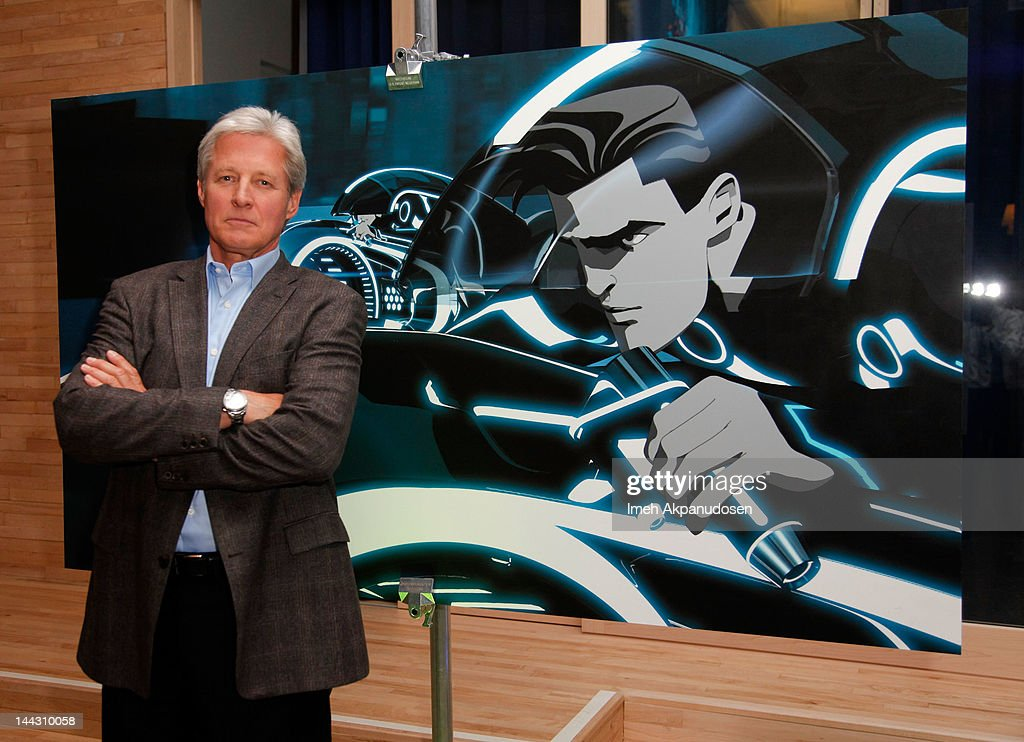 Actor <a gi-track='captionPersonalityLinkClicked' href=/galleries/search?phrase=Bruce+Boxleitner&family=editorial&specificpeople=221415 ng-click='$event.stopPropagation()'>Bruce Boxleitner</a> attends Disney XD's 'TRON: Uprising' Press Event And Reception at DisneyToon Studios on May 12, 2012 in Glendale, California.