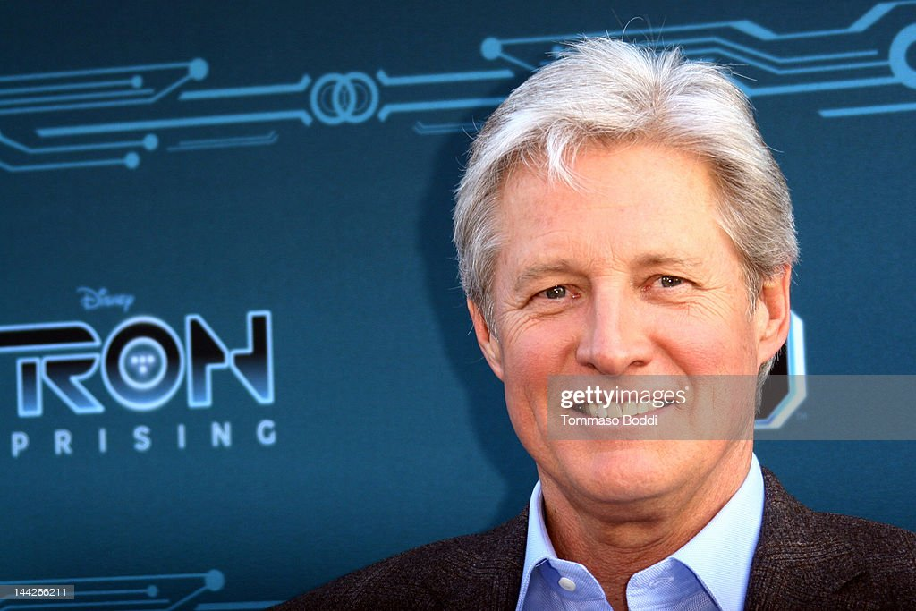 Actor <a gi-track='captionPersonalityLinkClicked' href=/galleries/search?phrase=Bruce+Boxleitner&family=editorial&specificpeople=221415 ng-click='$event.stopPropagation()'>Bruce Boxleitner</a> attends the Disney XD's 'TRON: Uprising' press event and reception held at the DisneyToon Studios on May 12, 2012 in Glendale, California.