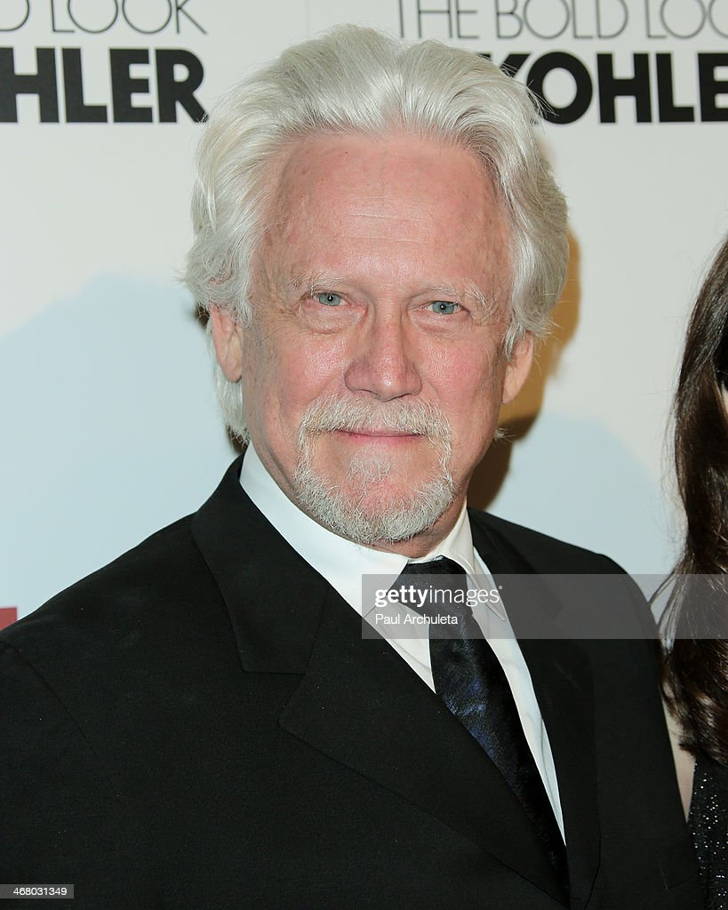 Actor <a gi-track='captionPersonalityLinkClicked' href=/galleries/search?phrase=Bruce+Davison+-+Actor&family=editorial&specificpeople=682670 ng-click='$event.stopPropagation()'>Bruce Davison</a> attends the 18th Annual Art Directors Guild Excellence In Production Design Awards at The Beverly Hilton Hotel on February 8, 2014 in Beverly Hills, California.