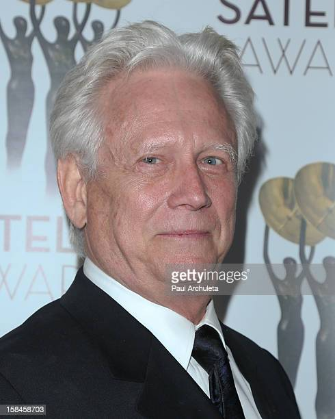 Actor Bruce Davison attends the International Press Academy's 17th Annual Satellite Awards at InterContinental Hotel on December 16 2012 in Century...