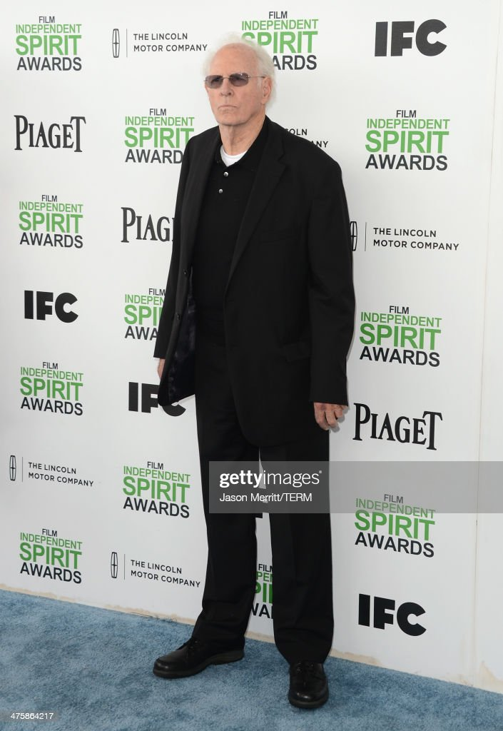 Actor Bruce Dern attends the 2014 Film Independent Spirit Awards at Santa Monica Beach on March 1, 2014 in Santa Monica, California.