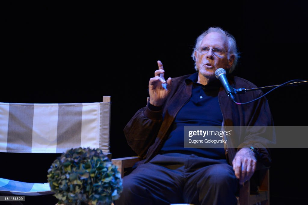 Actor <a gi-track='captionPersonalityLinkClicked' href=/galleries/search?phrase=Bruce+Dern&family=editorial&specificpeople=239171 ng-click='$event.stopPropagation()'>Bruce Dern</a> attends the 21st Annual Hamptons International Film Festival on October 13, 2013 in East Hampton, New York.