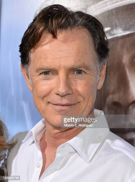Actor Bruce Greenwood arrives to the Los Angeles Premiere of Paramount Pictures' 'Flight' at ArcLight Cinemas on October 23 2012 in Hollywood...