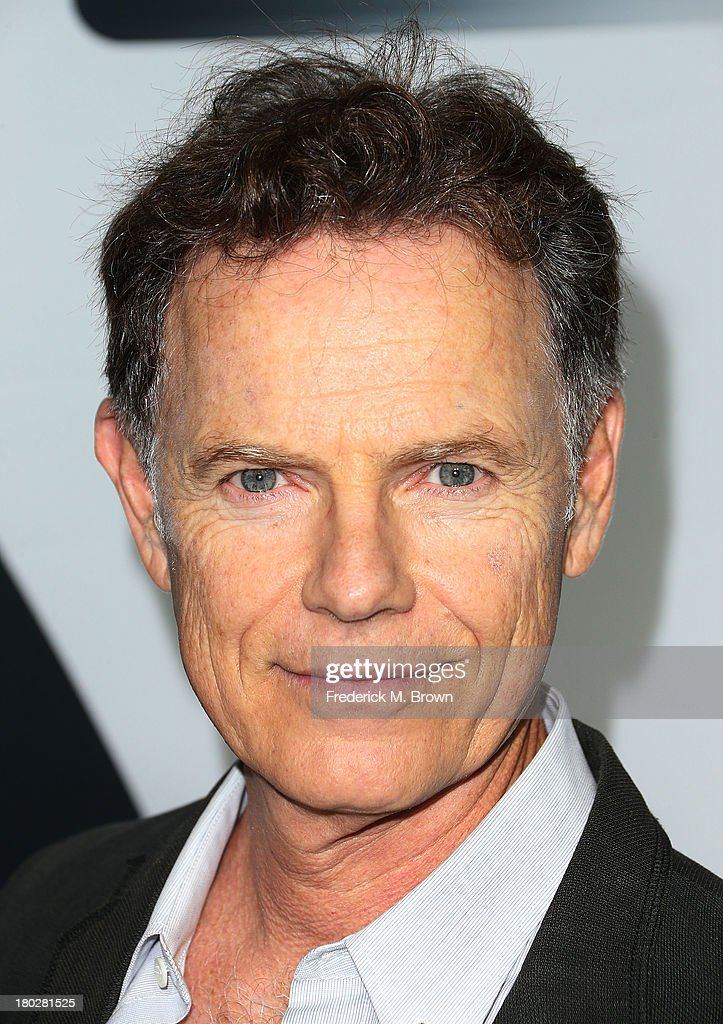 Actor <a gi-track='captionPersonalityLinkClicked' href=/galleries/search?phrase=Bruce+Greenwood&family=editorial&specificpeople=539512 ng-click='$event.stopPropagation()'>Bruce Greenwood</a> attends 'Star Trek Into Darkness' Blu-ray/DVD Release Event at the California Science Center on September 10, 2013 in Los Angeles, California.