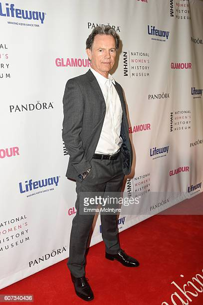 Actor Bruce Greenwood attends the 5th annual 'Women Making History' brunch at Montage Beverly Hills on September 17 2016 in Beverly Hills California