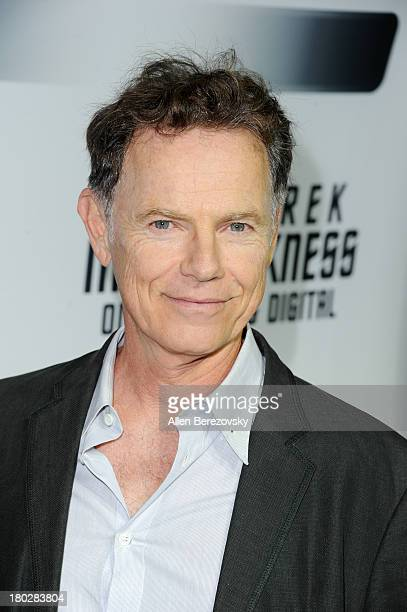 Actor Bruce Greenwood attends the Paramount Pictures' celebration of the BluRay and DVD debut of 'Star Trek Into Darkness' at California Science...