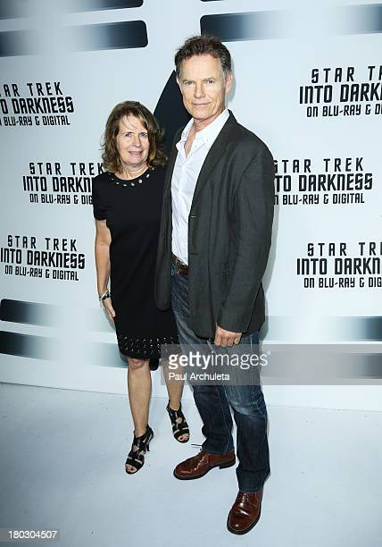 Actor Bruce Greenwood attends the 'Star Trek Into Darkness' Bluray/DVD release party at the California Science Center on September 10 2013 in Los...
